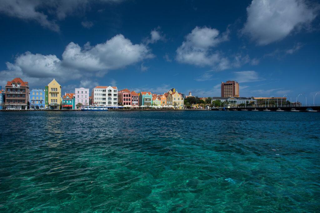 In Willemstad op Curaçao ook Papiaments gesproken